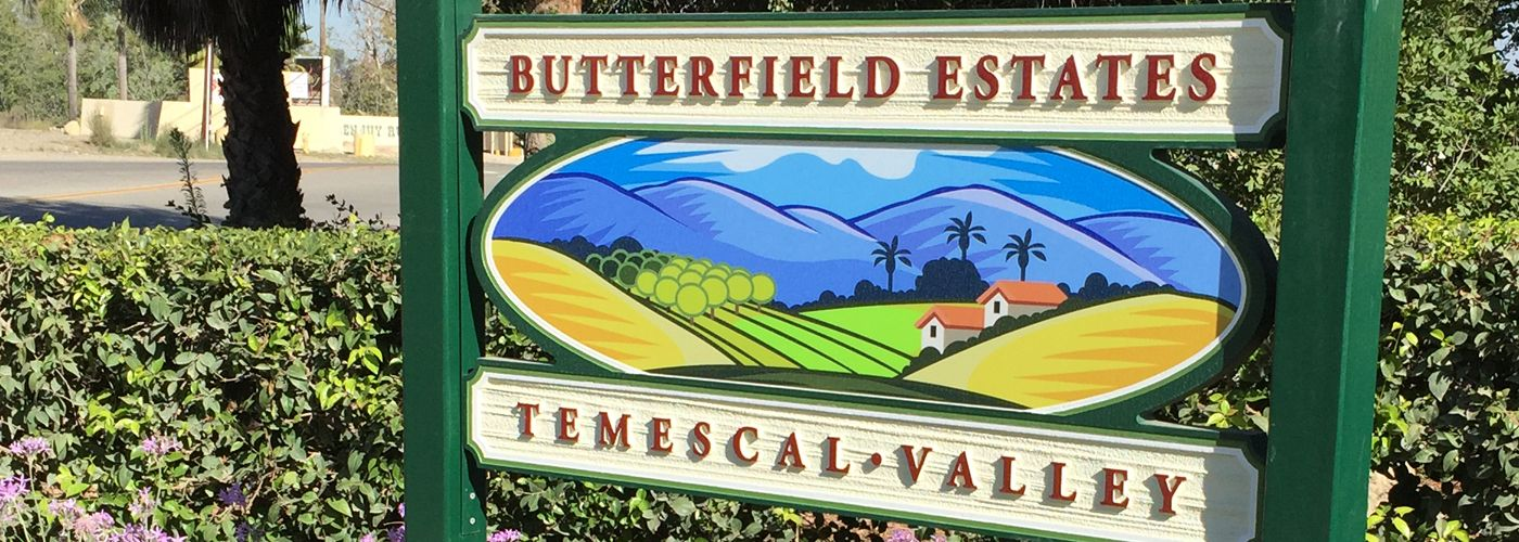 Welcome to Butterfield Estates Community Website!